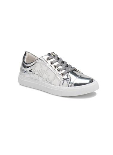 Seven Sneakers Gümüş